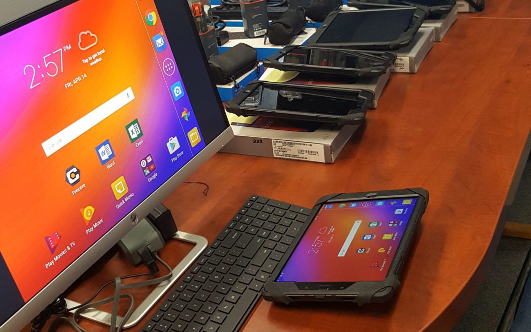 Technology Upgrade!