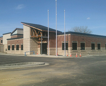 Albert Lea Fire Station